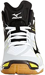 Mizuno Volleyball Shoes Wave Lightning Z Mid (US M7 (25.0cm))
