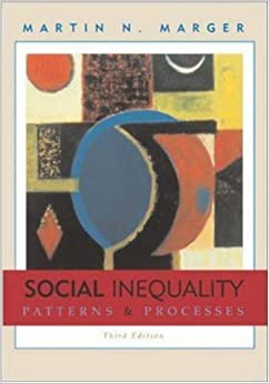 Book Social Inequality:Patterns & Processes 3rd ed.,