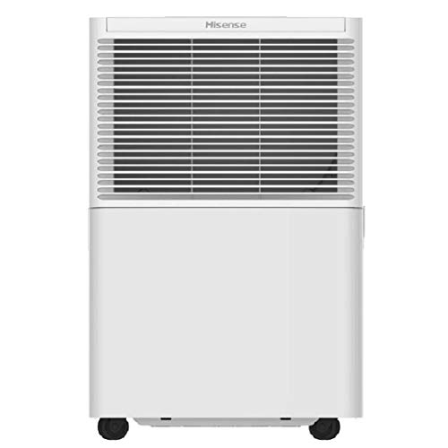 Hisense 30 Pint Dehumidifier DH-3019K1W Low Temp Operations 700-sq ft Energy Star Rated Great for Basements and has Quiet Operation