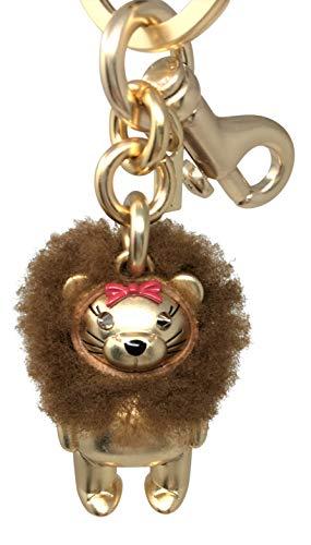 Coach Wizard of Oz Cowardly Lion Bag Purse Keychain Key Ring Fob Charm F35249 …