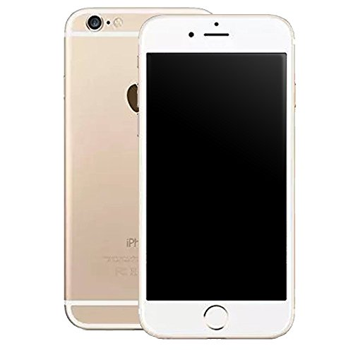 COOMAX Dummy Display Model Fake Phone For Apple iPhone 6 4.7 inch Non-Working 1:1 Scale Toy (Gold With Black Screen)