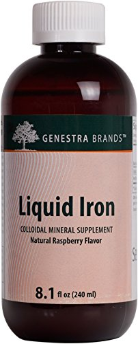 Genestra Brands Colloidal Supplement Raspberry