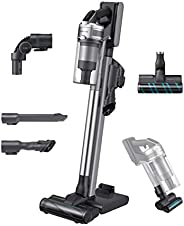 Samsung Jet90Stick Cordless Lightweight Vacuum Cleaner with Removable Long Lasting Battery and 200 Air Watt