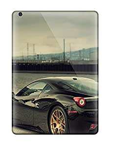 Hot Fashion GsyYExw36XjRiW Design Case Cover For Ipad Air Protective Case (amazing Black Car S)