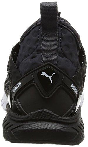 Multisport Femme Noir Ignite Puma Chaussures periscope Black Netfit Outdoor Dual qAxPZwnTFC