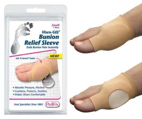 Bunion Relief Sleeve Small - World Wide Shipping