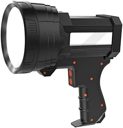 Flashlight Rainproof Rechargeable Spotlight Searchlight product image