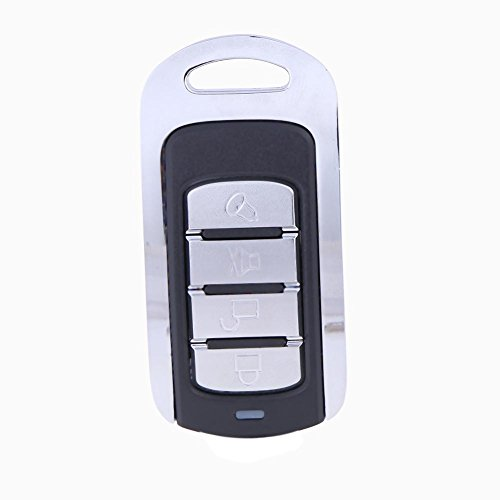 Universal Remote Control, Copying Learning Code Remote Control for Retractable Door Barrier Gate Alarm(868)