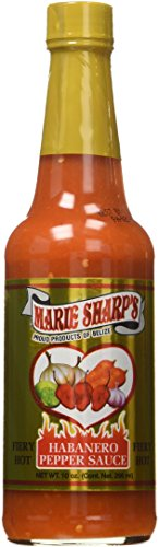 Marie Sharp's Fiery Hot Sauce (Pack of 2)