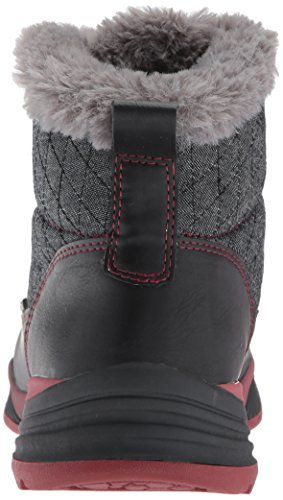 Ankle Women's Black JSport by Jambu Weather Bootie Everest Ready qUCxY