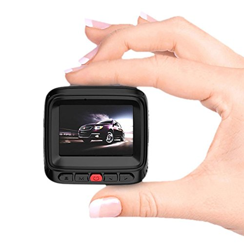 Dash Ss Lens - 2in [Car Camera Video Recorder] HD[1080P DVR Dash Cam] [Night Vision] G-sensor WDR