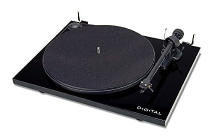 Pro-Ject Essential II Digital - Tocadiscos (Tocadiscos de ...