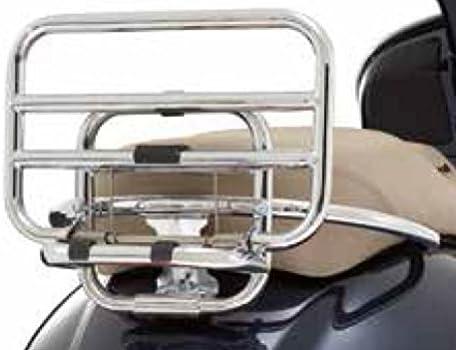 Vespa Gts Super Chrome Foldable Rear Pannier Rack Auto