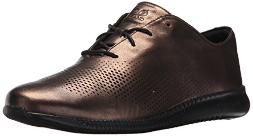 Cole Haan Women's 2.Zerogrand Laser Wing, Bronze Metallic, 10.5 B US (220 Laser)
