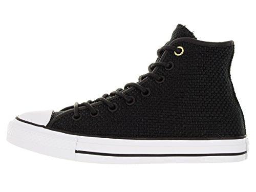 Converse Men Schwarz 151023c Hi Ct Sneaker Weiß As xOag6q