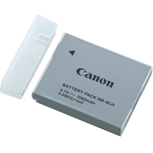Shot Digital Camera Rechargeable Battery - Canon Battery Pack NB-6LH