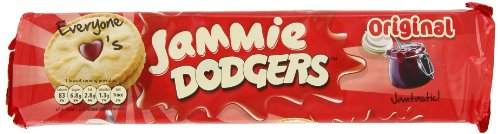 Price comparison product image Burton's Jammie Dodgers, 4.9 Ounce Packages (Pack of 12)