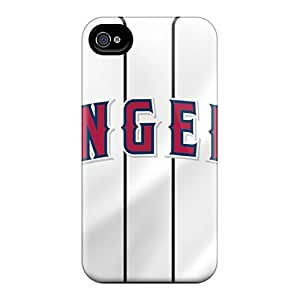 Shockproof Cell-phone Hard Cover For Iphone 6 (iHP9668Rmge) Custom Colorful Los Angeles Angels Pictures