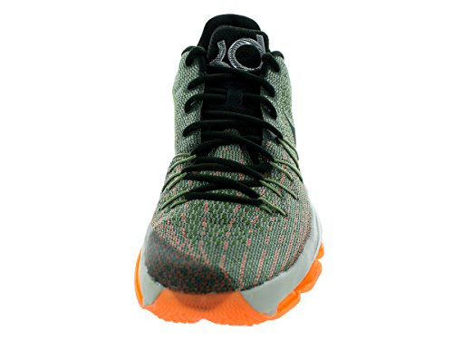 Nike Youth KD 8 Basketballschuh Lunar Grey / Squadron-Alligator-helle Zitrusfrucht