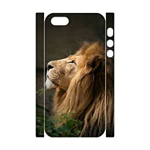 Lion DIY 3D Cover Case For HTC One M7 Cover LMc-81966 at LaiMc