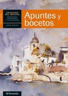 Descargar Libro Cuaderno Del Artista, Apuntes Y Bocetos Equipo Parramon