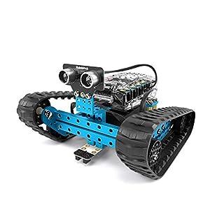 Makeblock mBot Ranger Kit Robot Programmable, Jouets Robotiques d'apprentissage de Codage Avancé, Jouets Éducatifs STEM…