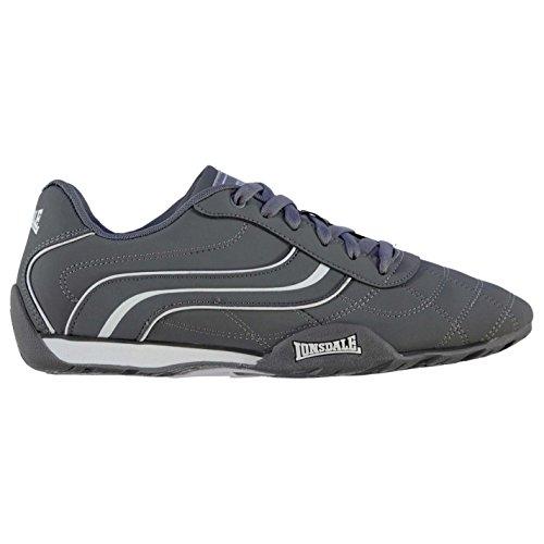 White Lonsdale Camden Hombre Grey Zapatos Multicolor de deporte 00gpqH