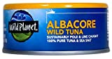 Wild Planet, Albacore Wild Tuna, Sea Salt, 5 Ounce (Pack of 12)