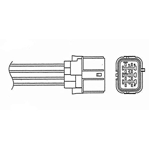 NGK 0025 Lambda Sensors: