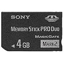 Sony 4 GB Memory Stick PRO DUO (Mark 2) / MS Pro Duo