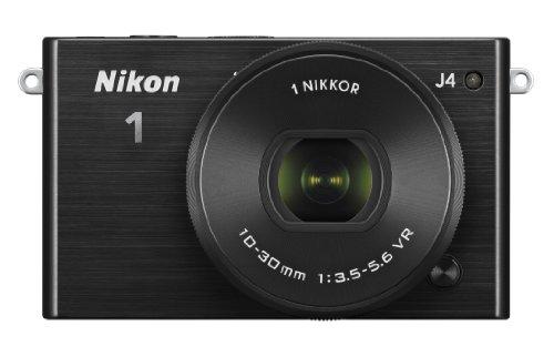 Nikon 1 J4 Digital Camera with 1 NIKKOR 10-30mm f/3.5-5.6 PD
