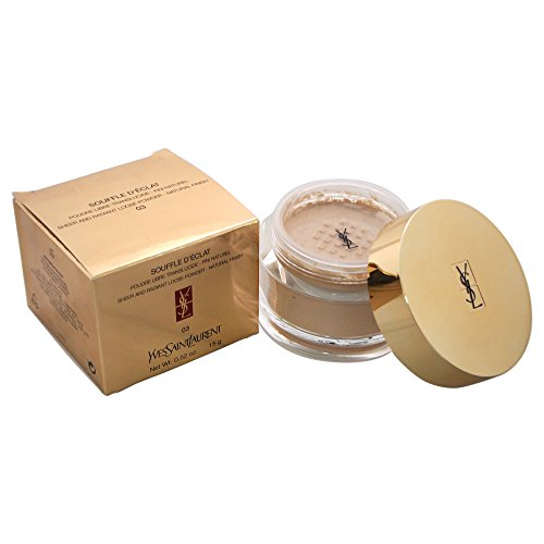 Yves Saint Laurent Souffle D Eclat Sheer and Radiant Natural Finish Loose Powder, No. 3, 0.52 Ounce
