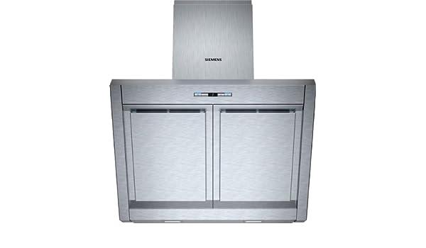 Siemens LC68KD542 - Campana (Canalizado, 540 m³/h, A, Montado en pared, LED, 675 Lux) Acero inoxidable: Amazon.es: Hogar