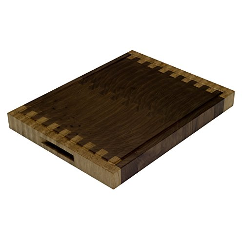 (SMALL) Handmade Reversible End Grain Cutting Board with Custom Sizes and Hardwoods