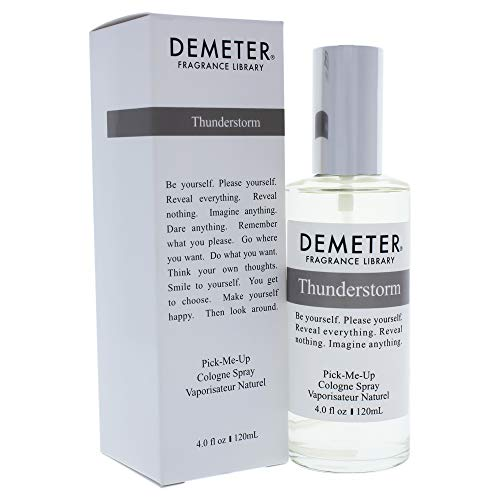 Thunderstorm By Demeter For Women. Pick-me Up Cologne Spray 4.0 Oz ()