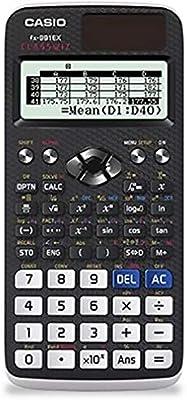 Casio ClassWiz FX-991EX Scientific Calculator: Amazon com: Runner3888