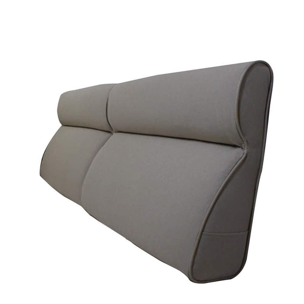 【在庫処分】 洗濯できるヘッドボードの倍のベッドの綿のリネンコートなしでのためのベッドのあと振れ止めのクッション サイズ (色 : #5, 60 サイズ さいず : 180 x 150 60 x 10cm) B07R5HTKQB 150 x 60 x 10cm|#2 #2 150 x 60 x 10cm, 芽室町:4bdca987 --- arianechie.dominiotemporario.com