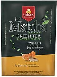 Grings Matcha Fruit Tangerina Gengibre 6g