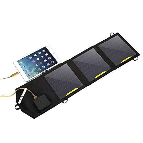 Fuchsia Molly Portable Solar Power Bank by Fuchsia Molly (Image #1)