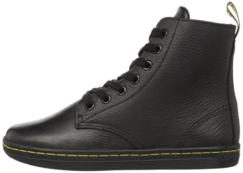 Pictures of Dr. Martens Women's Leyton Boot Black Game on 9 UK US Women 5