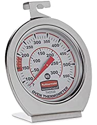 Rubbermaid Commercial FGTHO550 Stainless Steel Oven Monitoring Thermometer (Limited Edition)
