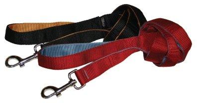 Kurgo Wander Leash, 39-Inch, Red, My Pet Supplies