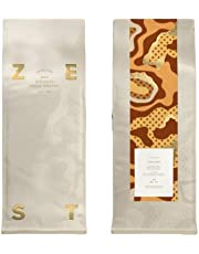 Zest Espressist Blend, Corcovado, Award Winning Specialty Coffee. Roasted Fresh for Espresso. (Whole Beans, 1KG)