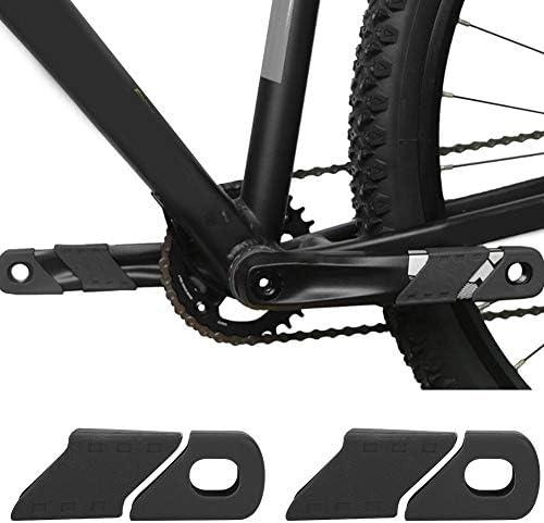 1 pair Bike MTB Crankset Protective Bicycle Protectors Crank arm Boot Silicon