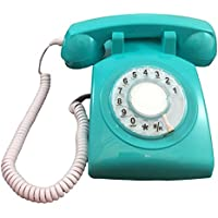 Cortelco 500AQA Cortelco Rotary Phone Aqua