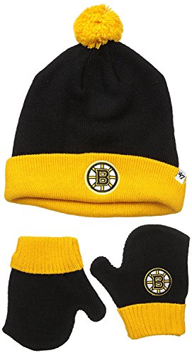 Boston Bruins Pom Hat Bruins Hat With Pom Bruins Pom Beanie
