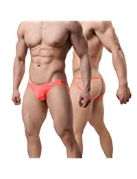 MuscleMate Hot Men's Jockstrap Underwear, Hot Men's Thong Undie.