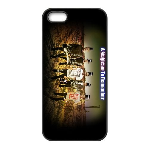 A Day To Remember 013 coque iPhone 5 5S cellulaire cas coque de téléphone cas téléphone cellulaire noir couvercle EOKXLLNCD21270