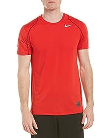 Nike Men's Pro Men's Fitted Short sleeve Shirt