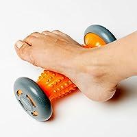 Fußmassage-Rolle für Plantarfasziitis, Schmerzlinderung für Hacken & Fußgewölbe. Stressreduzierung und Entspannung durch Triggerpunkt-Therapie